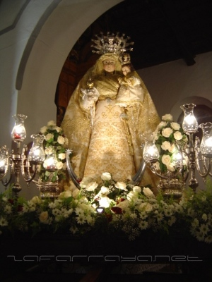 Virgen de Monsalud