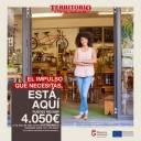 Nuevas ayudas al emprendimiento con el programa Territorio Emprendedor de Diputación